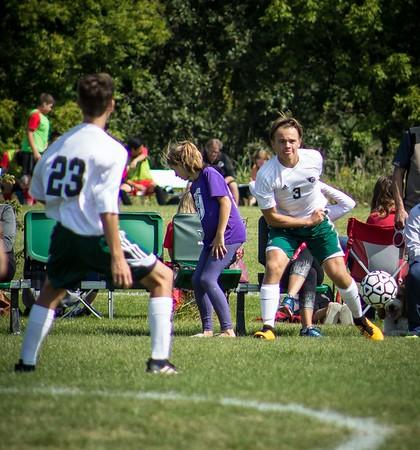 Boys Varsity Soccer vs. Shakopee