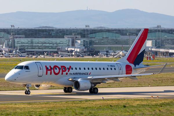 F-HBXA - Embraer 170