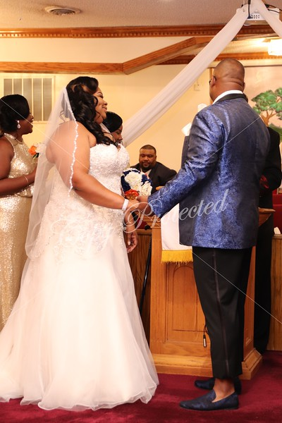 Erika & Dontavious Wedding