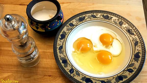Dad's Scrambled Eggs