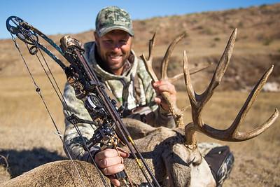 Nebraska Mule Deer | 2015
