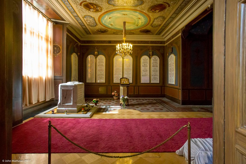 20160714 Tomb of Nicholas II and his family in the Chapel of Catherine the Martyr - St Petersburg 348 a NET.jpg