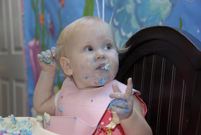 Chloe's Birthday Party 09-20-2009