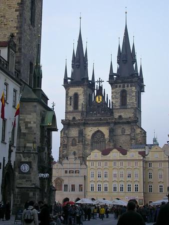 Praga 2003
