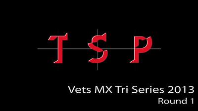 Veterans Motocross Tri Series Rnd  1 Byford 17.03.2013