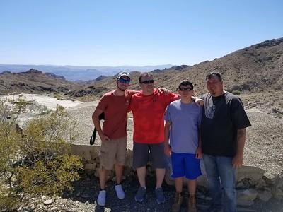 8/12/19 Eldorado Canyon ATV/RZR &Gold Mine Tour