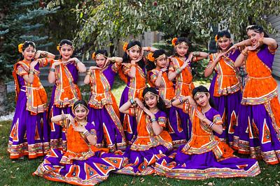 Diwali 2017 at Gujarati Mandal of Calgary
