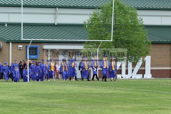 2021 CCHS Graduation