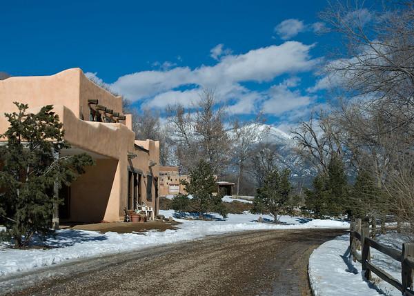 Taos Mabel Dodge Luhan House