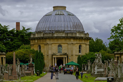 Brompton Cemetery Open Day 2012