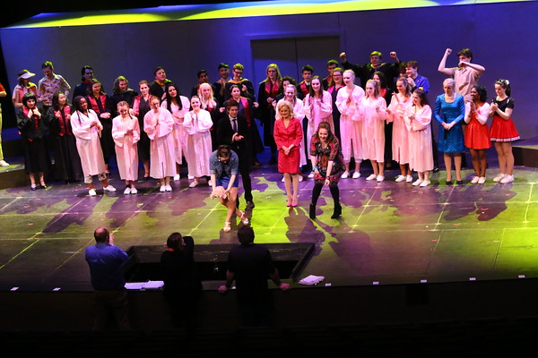 Candid, Extras and Curtain Call