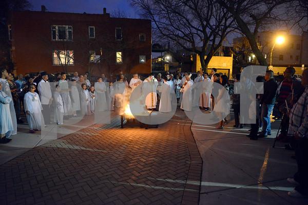 St. Mark Easter Vigil 4-15-17