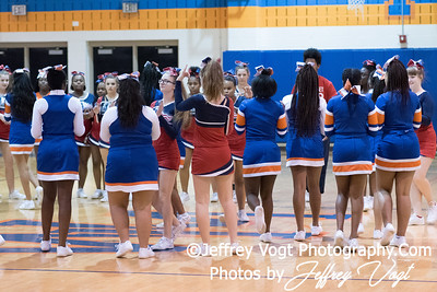 12/13/2017 Watkins Mill HS & Thomas Johnson HS  Varsity Cheerleading, Photos by Jeffrey Vogt Photography