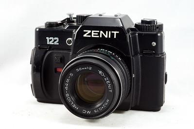Zenit 122, 1990