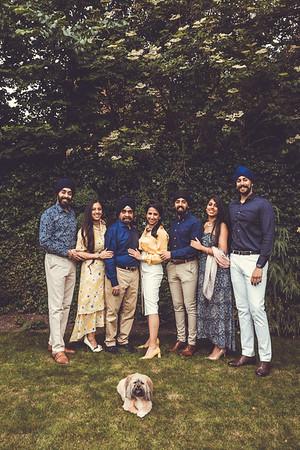 Prabz Ghura - Family