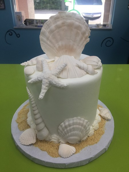 Wedding Cakes Beach Style