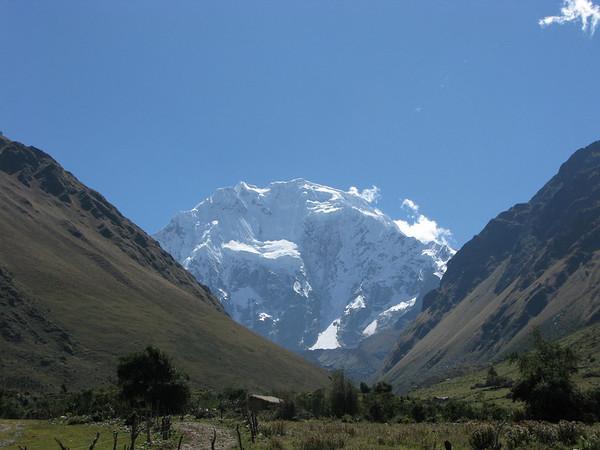 Salkantay to Macchu Picchu