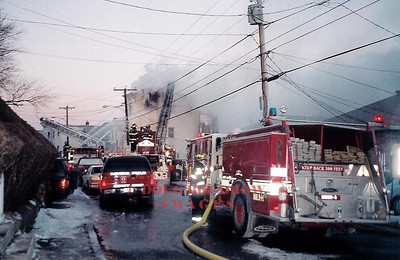 Revere, MA - 4th Alarm, 70 Bellingham Ave, 1-23-04