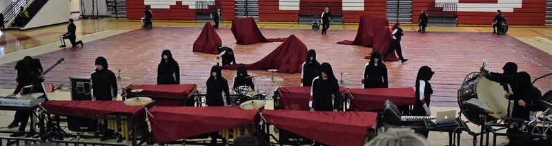 2017-03-11 Indoor Drumline at WGI (Tim Larson)