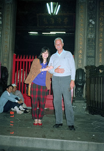Henry Fan's wife and Del sn. Taipei