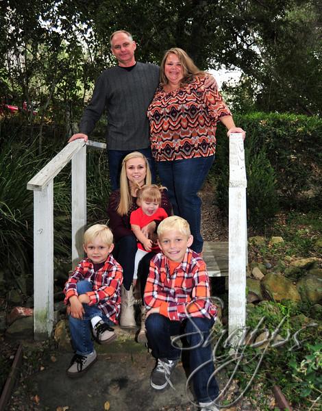The Crossman Family 2014