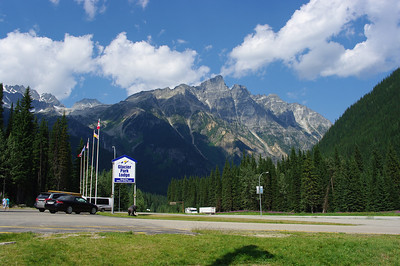 British Columbia & Alberta Mountain Parks