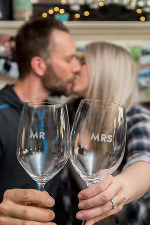 Erin and Luke's Surprise Wedding Shower