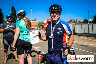 Cycle Swarm Norwich 2018 1530-1600