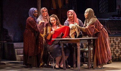 Butler Opera: A woman in Moroco