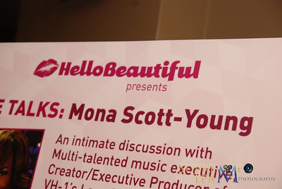 Hello Beautiful presents..Q&A with Mona Scott-Young NYC