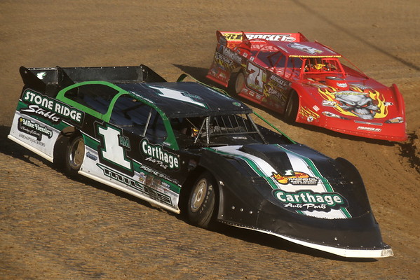 Florence Speedway; Fall 50 & American Modified Series