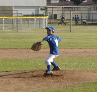 Samuel on the mound