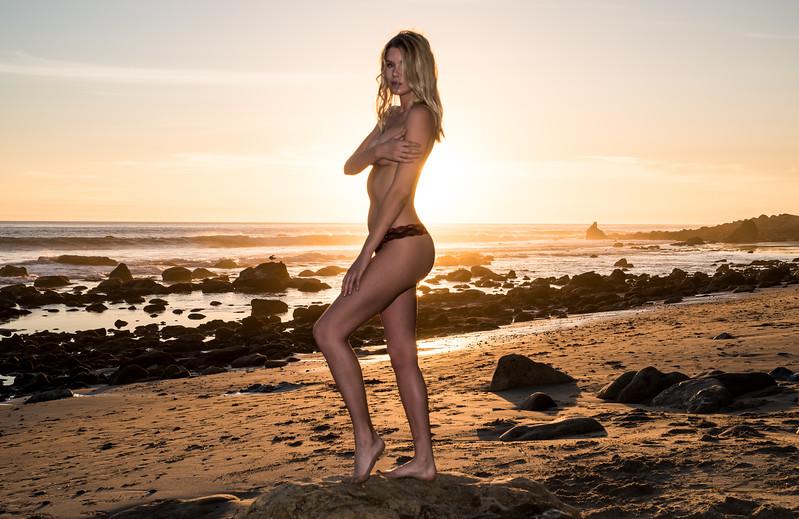 The Birth of Venus!  Model Portrait Photoshoot! Beautiful Swimsuit Bikini Model Surf Goddess! Beautiful Helen from Homer's Iliad! Epic Model Goddess Portrait Photography!