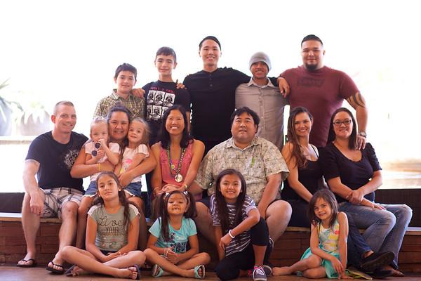 Nikki Pang Family Photos - Las Vegas