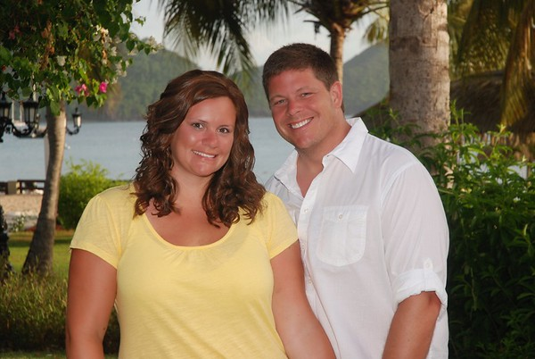 St. Lucia Wedding