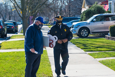 Chicago Police Officer Eduardo Marmolejo