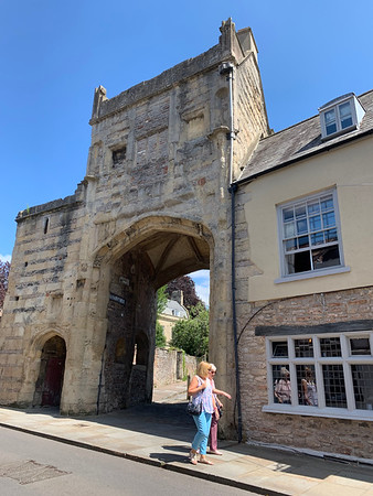 ENGLAND - WELLS CITY