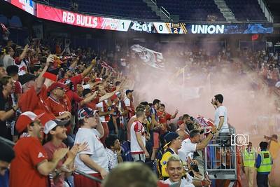New York Red Bulls & Philadelphia Union