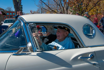 Veterans Parade November 2016