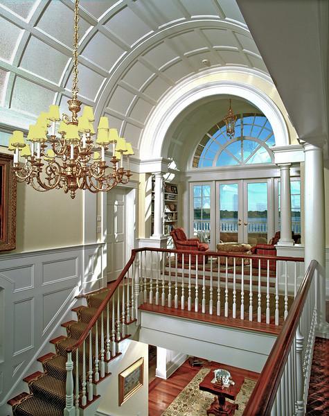 Navesink River House - Atrium