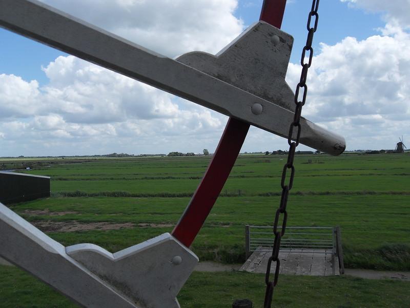Aarlanderveen molen-vier-gang