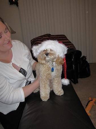 Sam & Kate Christmas Exchange 2009
