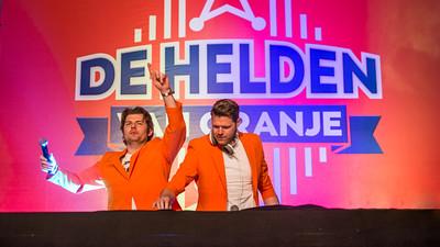 Helden van oranje