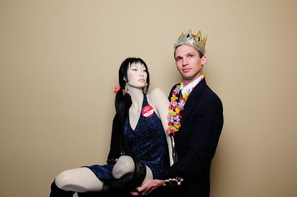 Ashley & Ben | Photobooth