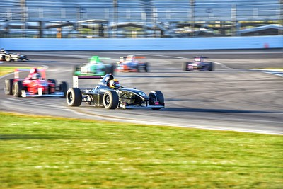 SCCA NATIONAL RUN-OFFS INDIANAPOLIS MOTORSPEEDWAY FE CLASS