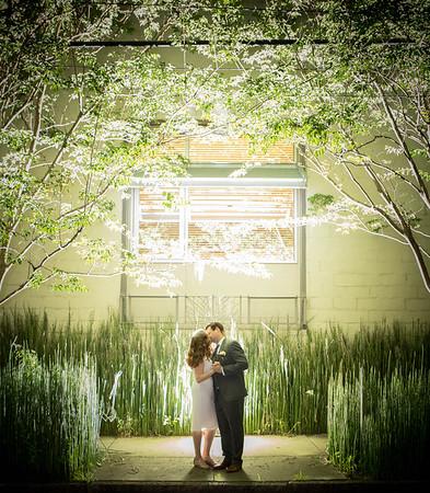 Lauren and Brad Wedding