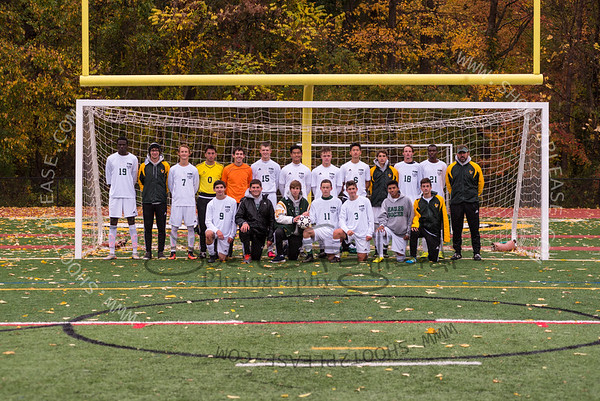 Oct 22 2016 - Varsity Team and Ceremony
