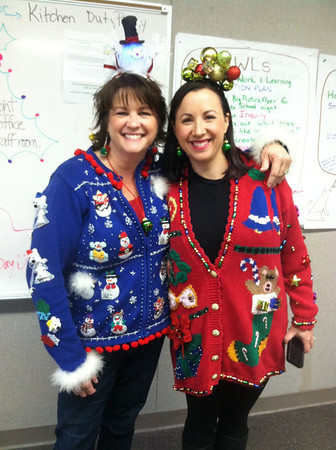 Ugle Christmas Sweater Party 12-13