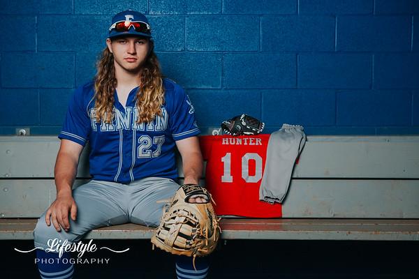 Hunter Gray Baseball Senior