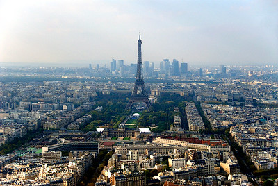 View from the Top (Tour Montparnasse)